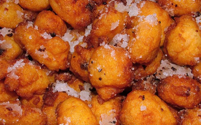 Fritters from Montefioralle