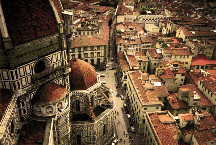 Santa Maria del Fiore, Firenze [Photo Credits: <a href=