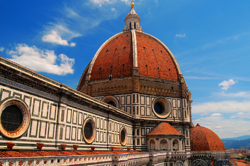 Brunelleschi's Duomo with Terrace Baptistery Tour with Skip the Line Tickets from Florence