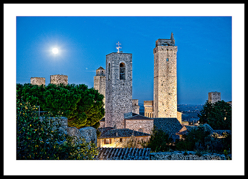 San Gimignano Photo Credits: Jason Pitcher ]