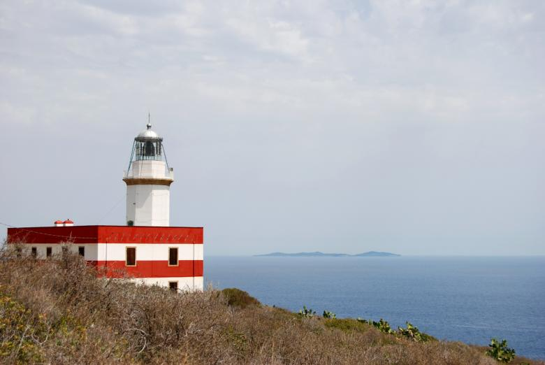 Capel Rosso Lighthouse