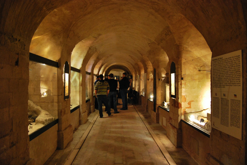 Archeology Museum of Acque di Chianciano Terme [Photo Credits: Social Media Team Tuscany]