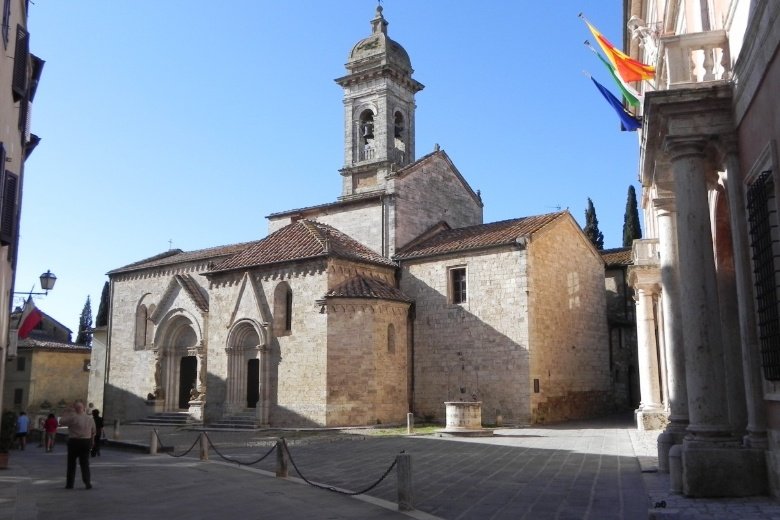 Collegiate church of San Quirico