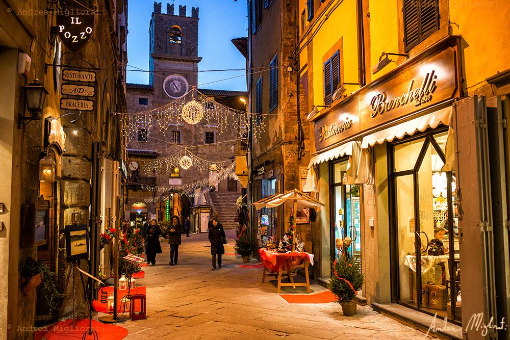 The streets of Cortona [Photo Credits: Andrea Migliorati]