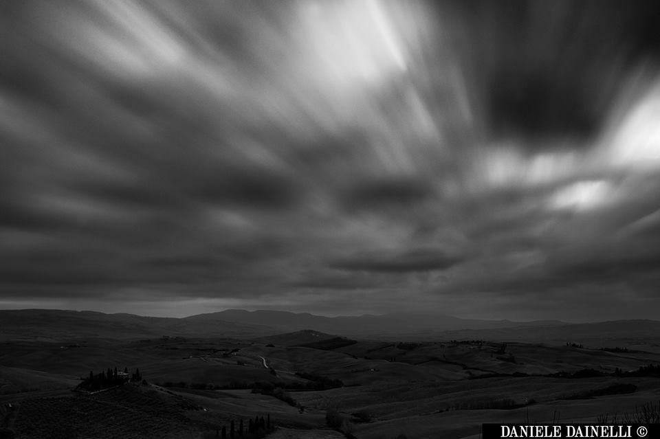 Val d'Orcia [Photo Credits: Daniele Dainelli]