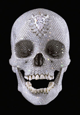 Hirst, For the Love of God (photo: wikipedia)