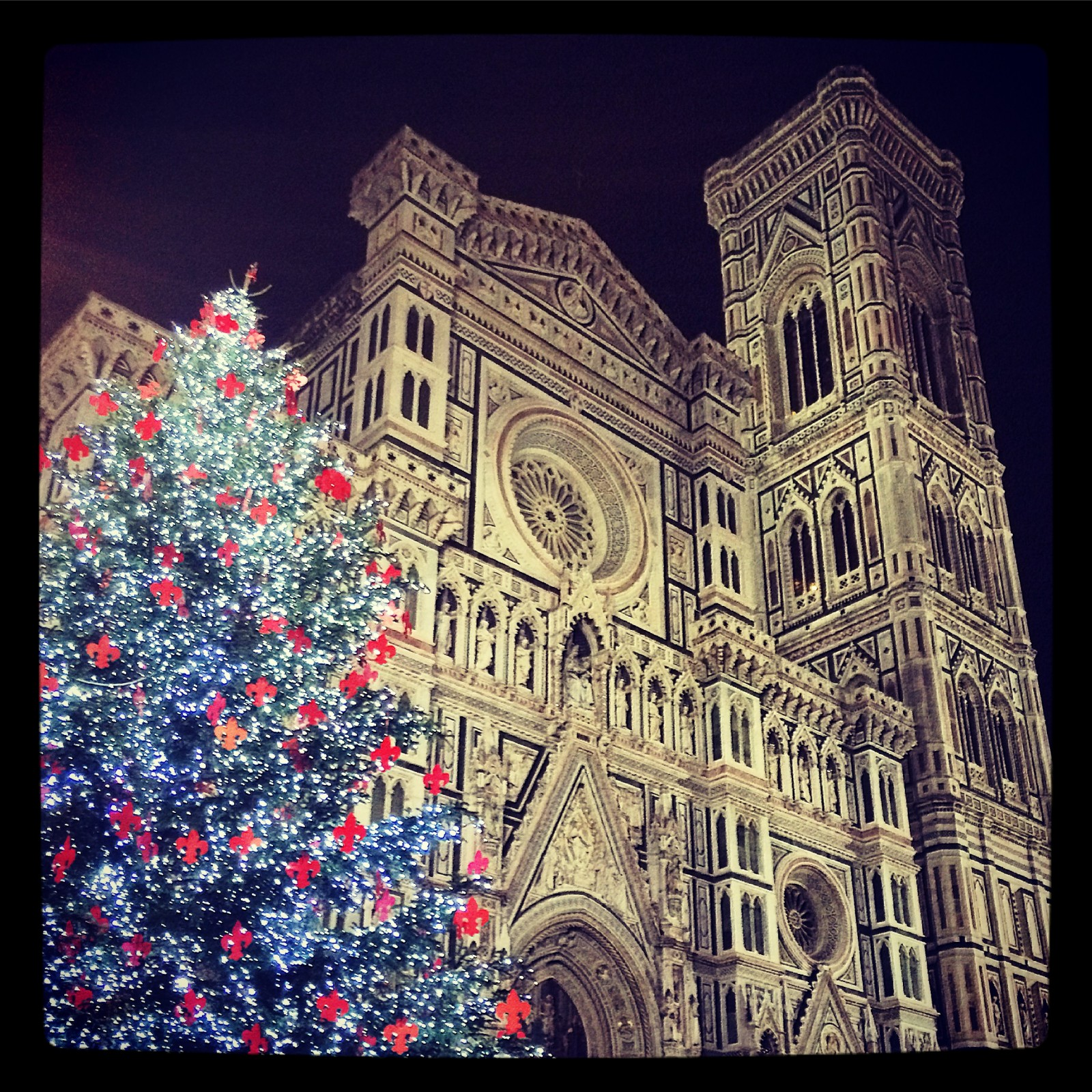 Florence at Christmas time [Photo Credits: Serena Puosi - Tuscany Social Media Team]