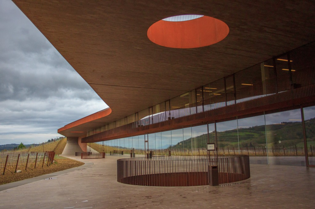 Antinori wine cellars