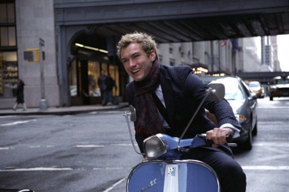 Jude Law in Alfie 2004