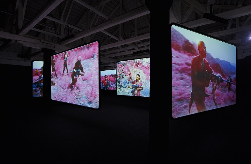 [Photo Credits: Richard Mosse, The Enclave - Courtesy the artist and Jack Shainman Gallery, New York]