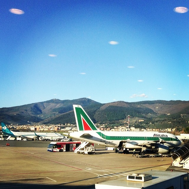 Florence Airport [Photo Credits: weinspitz]