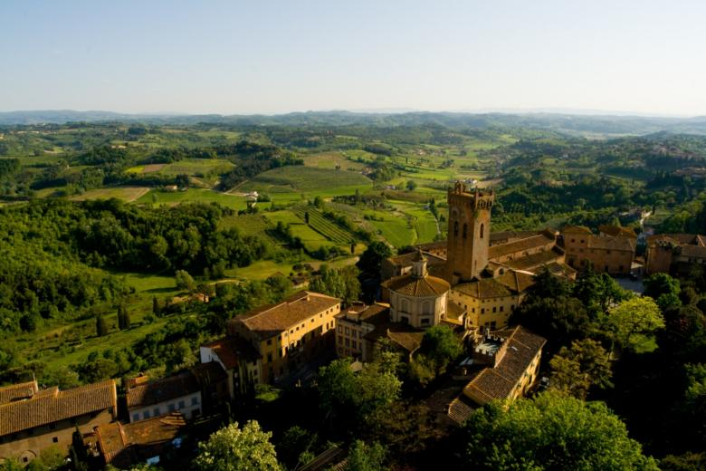 View of San Miniato