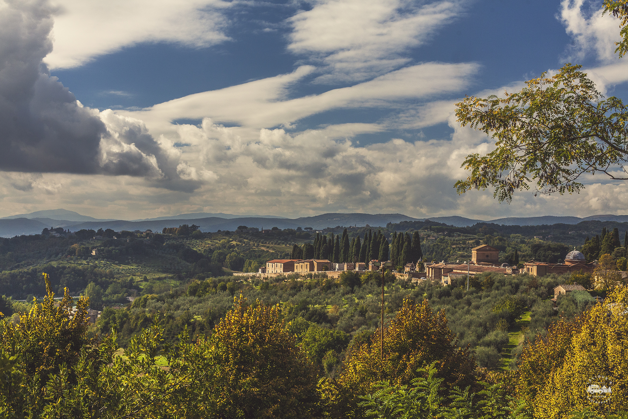 View from Siena [Photo Credits: Alexey - Lelique - Zinovev]