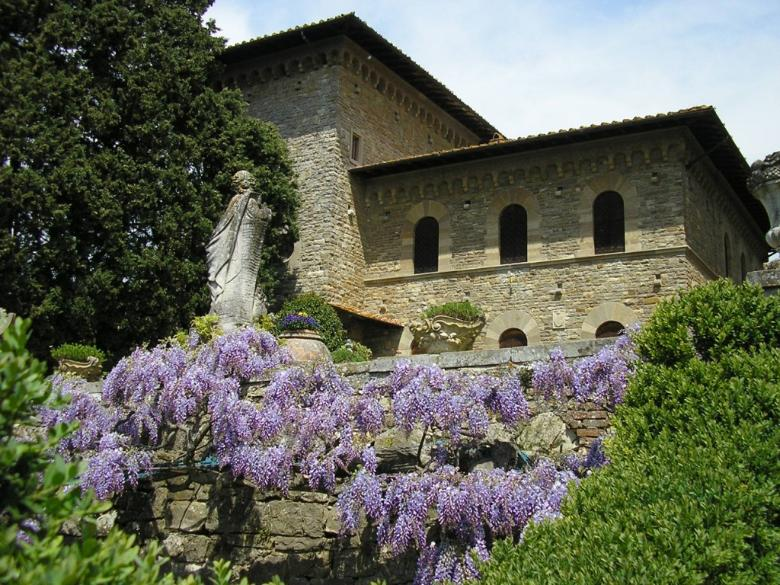 Peyron Villa and Garden in Fiesole (FI)