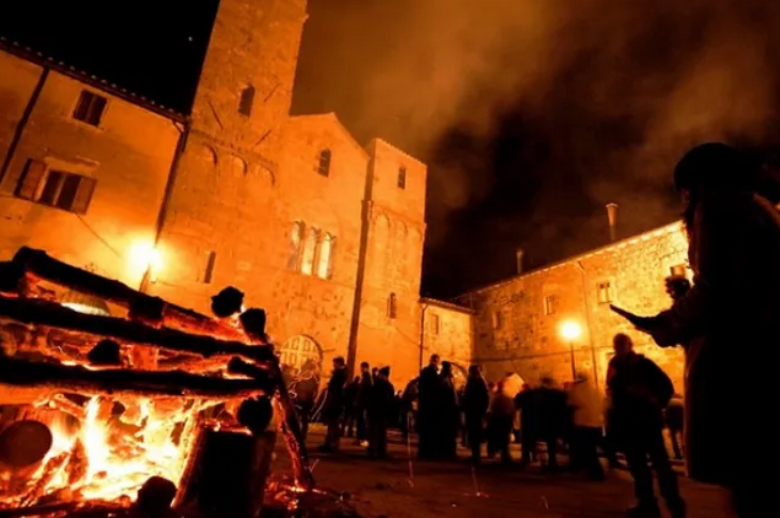 Traditional festivals in Abbadia San Salvatore