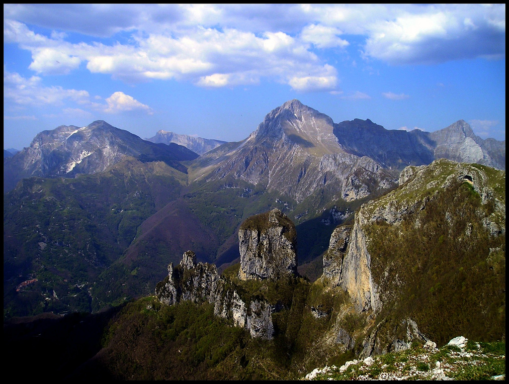 Apuan Alps [Photo Credits: Luca Bartoletti]