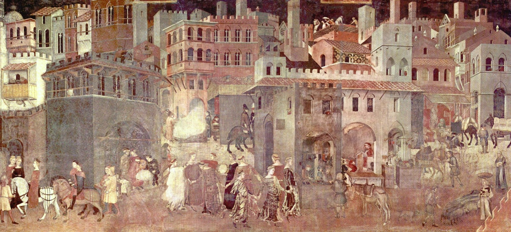 Ambrogio Lorenzetti's ...
