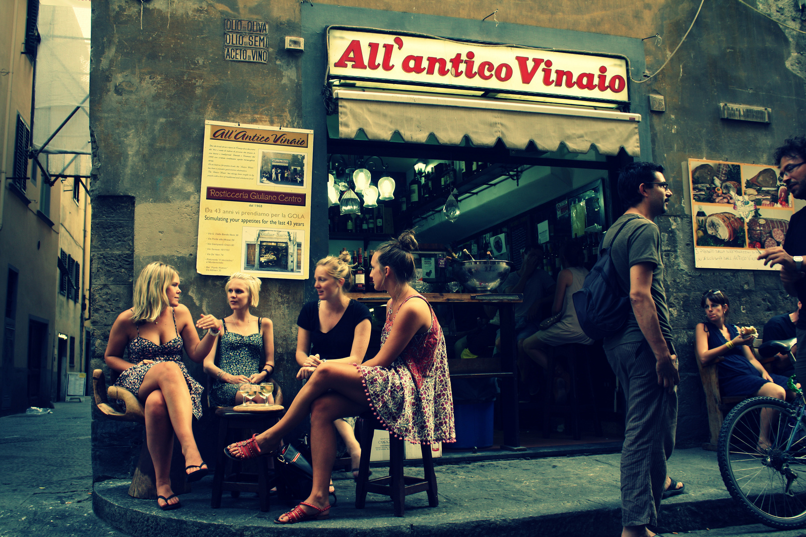 All'Antico Vinaio [Photo credits: Ro'tten]