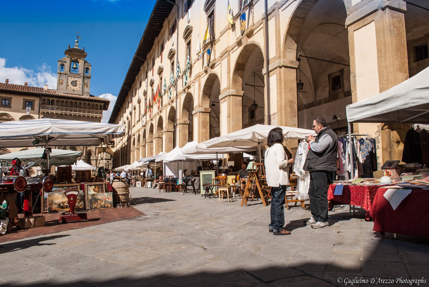 Best Antique Fairs And Flea Markets In Tuscany Visit Tuscany