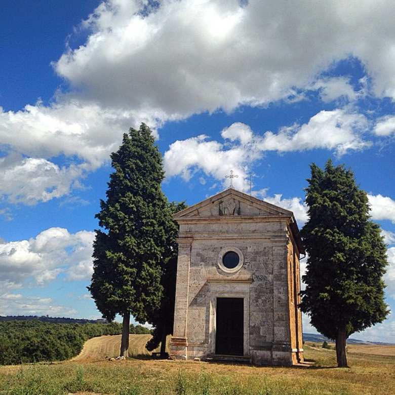 Chapel of the Madonna di Vitaleta