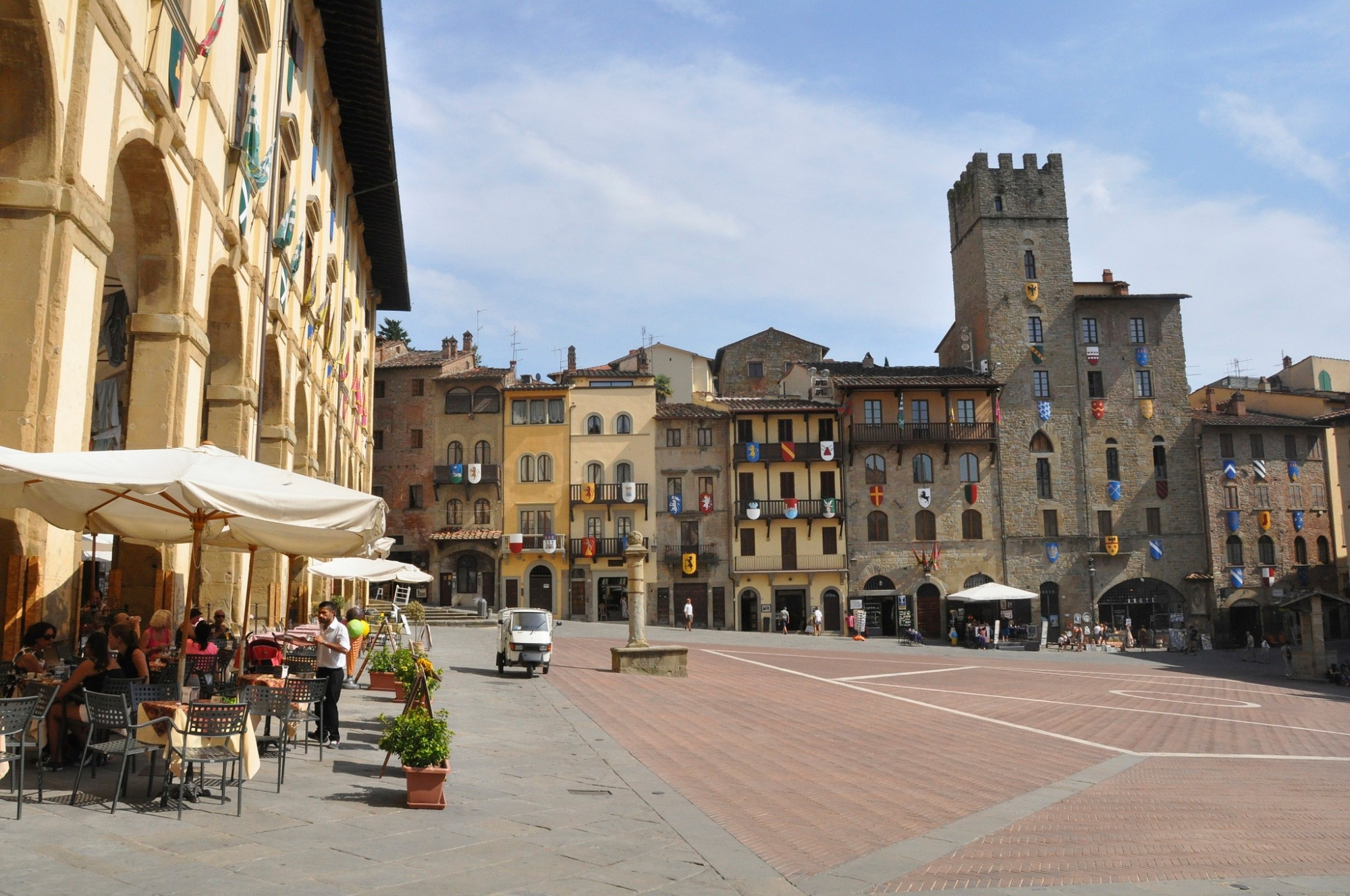 10 Things to do in Arezzo Visit Tuscany