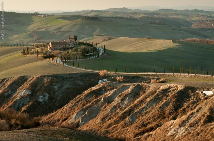 The Crete Senesi and the Accona Desert | Visit Tuscany