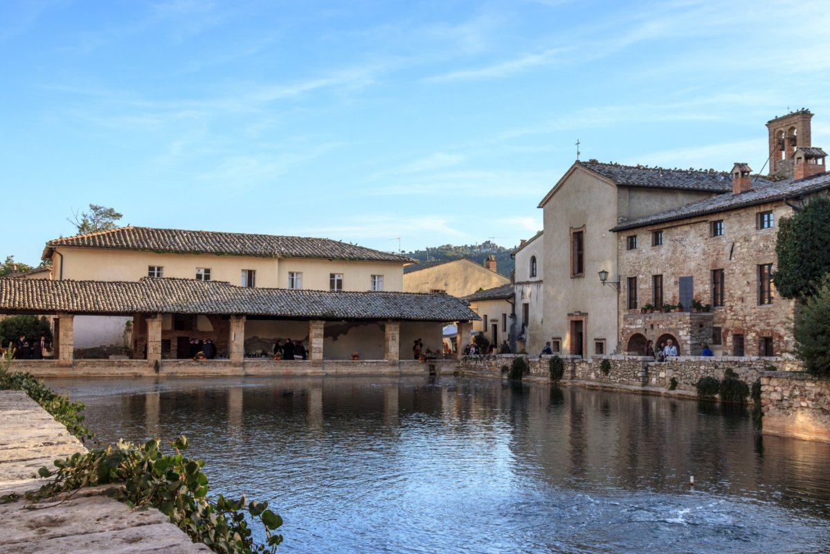 Bagno Vignoni and the Val d\'Orcia in Tuscany | Visit Tuscany