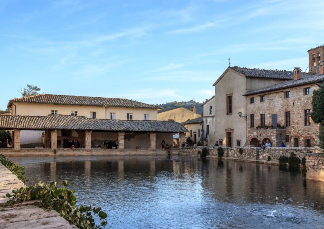 Thermal Baths And Spa Towns In Tuscany