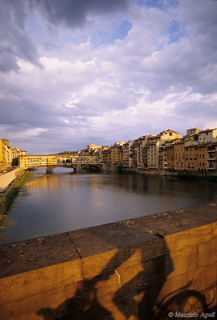 Florence by bike [Photo Credits: Maurizio Agelli]