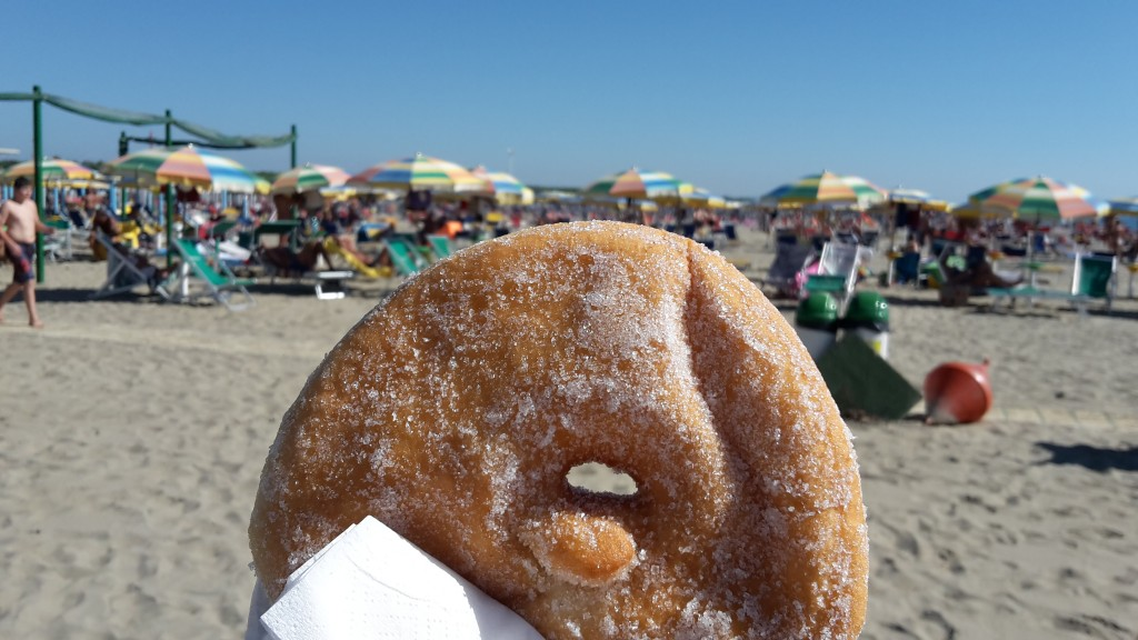 Bombolone break in Torre del Lago [Photo credits: Flavia Cori, Tuscany Social Media Team]