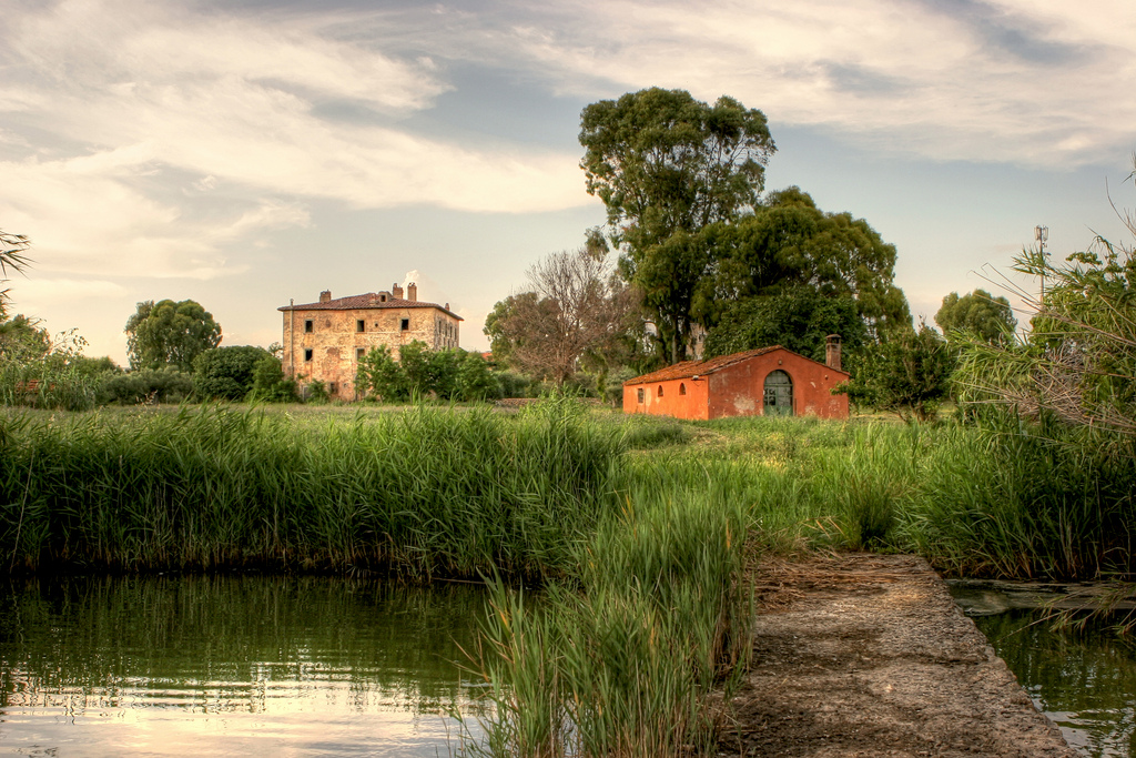 Nature Reserve of the Lake of Burano [Photo Credits: Giuseppe Moscato]