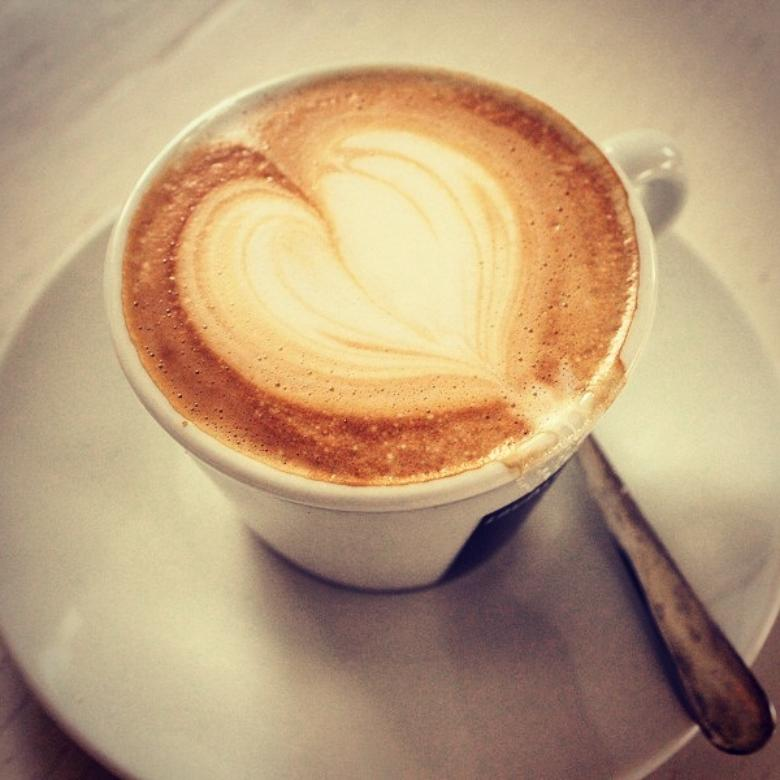Buongiorno! Your cappuccino is ready