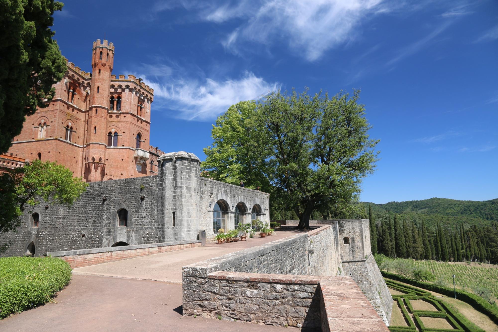 Castello Di Brolio Tours