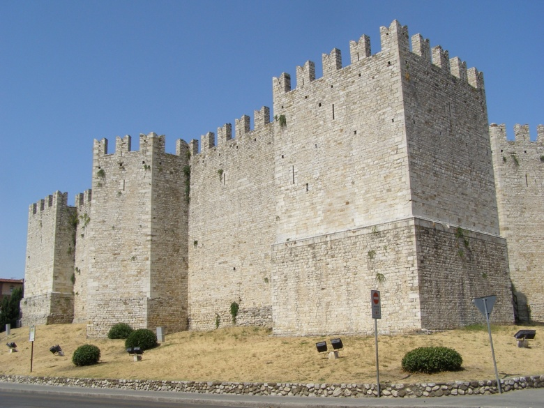 Castello dell'imperatore in Prato
