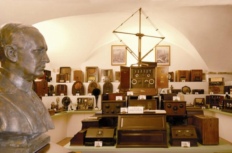Communication museum, Arezzo