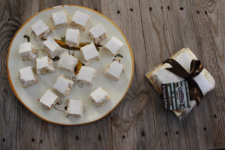 Soft nougat [Photo credits: Flavia Cori, Tuscany Social Media Team]