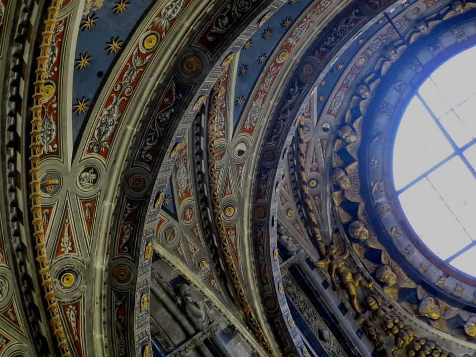 Siena's Dome [Photo Credits: Ilaria Giannini]