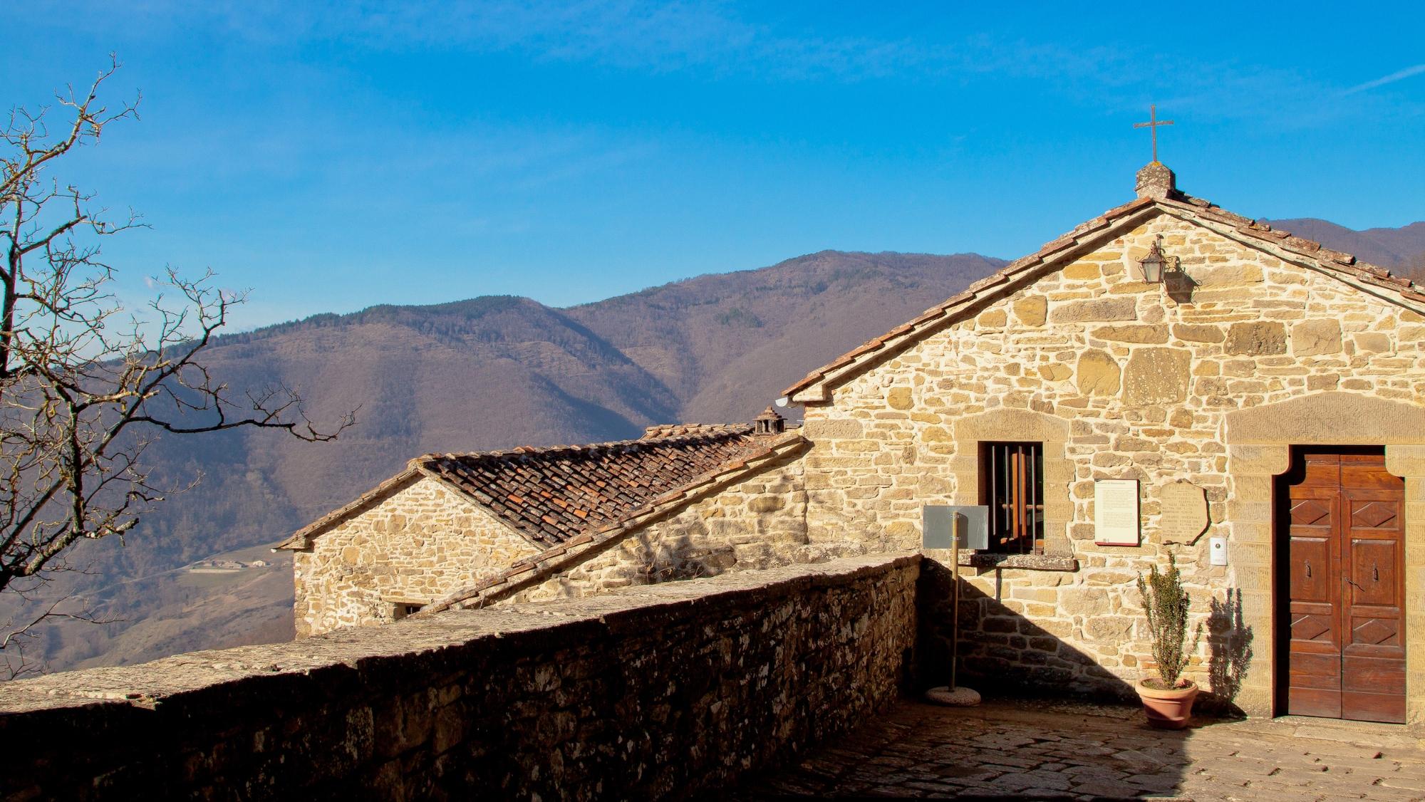 Sansepolcro - Pieve Santo Stefano