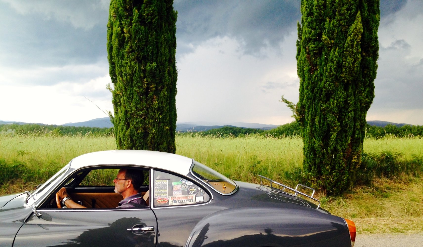 Tuscany by car