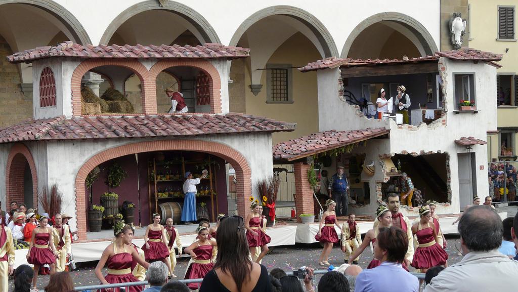 Festa dell'Uva (Impruneta, 2010) [Photo credits: Marco Meoni]