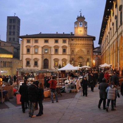Arezzo visit tuscany for Idea casa arezzo