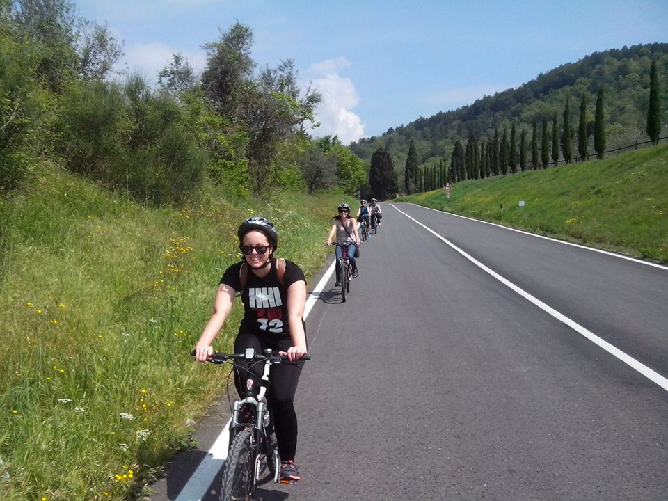 Fiesole by bike [Photo Credits: Fiesole Bike]