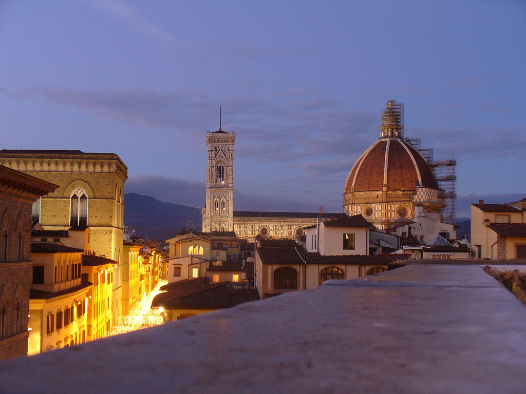 Firenze - [Photo Credits: Andrea Magni http://bit.ly/UCt8IT]