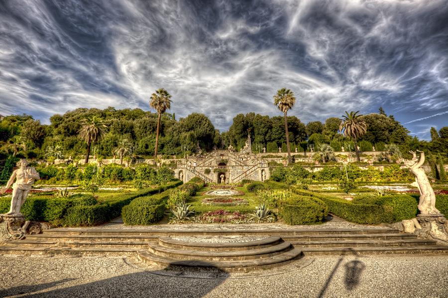 Garzoni Garden [Photo Credits: Giuseppe Moscato]
