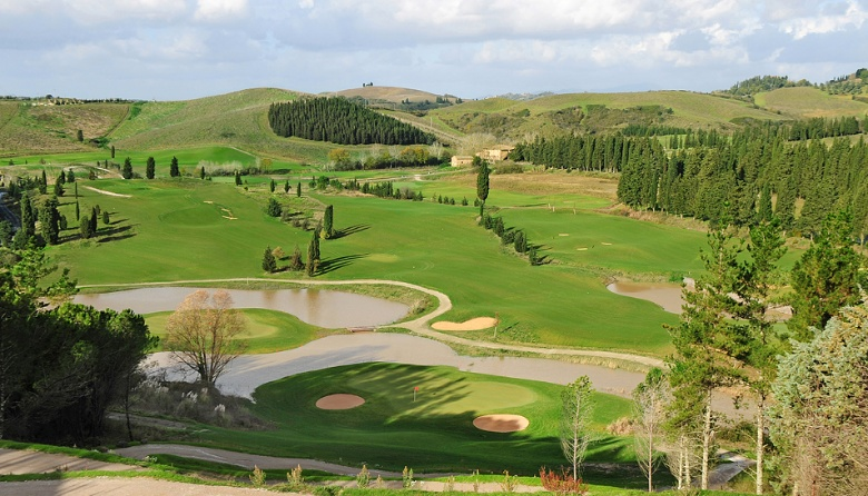 Golf a Castelfalfi, Montaione