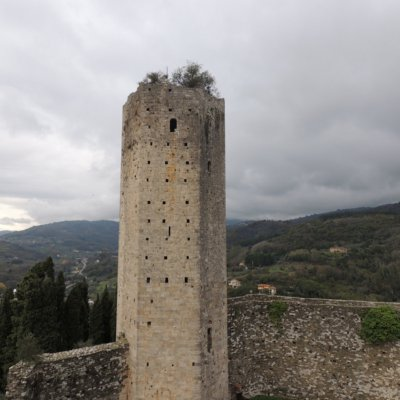 The Stronghold of Castruccio - Serravalle Pistoiese