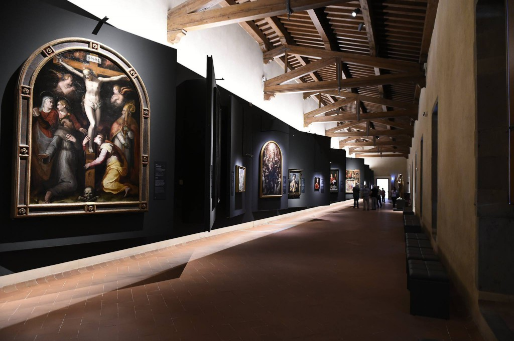 The Art section of the Innocenti Museum [Photo credit: Museo degli Innocenti Facebook page]