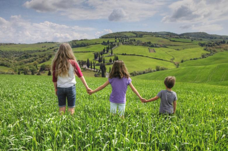 Tuscany for kids
