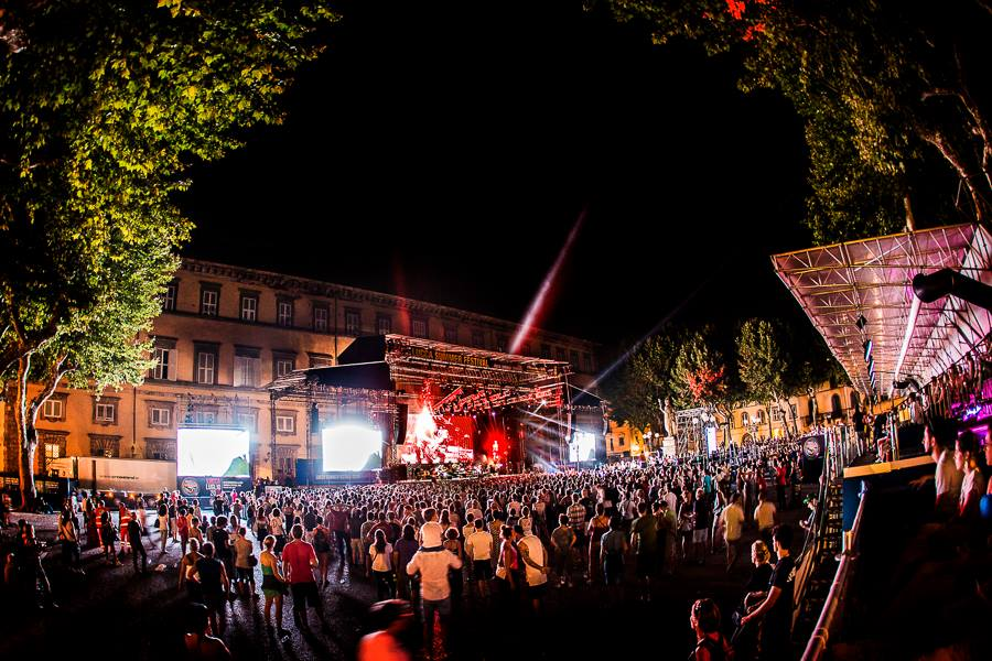 Lucca Summer Festival [Photo Credits: Angelo Trani]