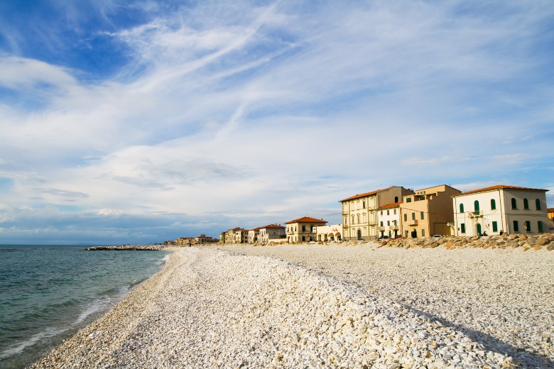 Most Beautiful Beaches Near Pisa